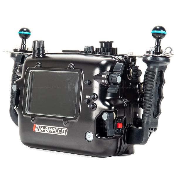 Nauticam Blackmagic 4k Pocket Cinema Camera Underwater Housing Na Bmpccii