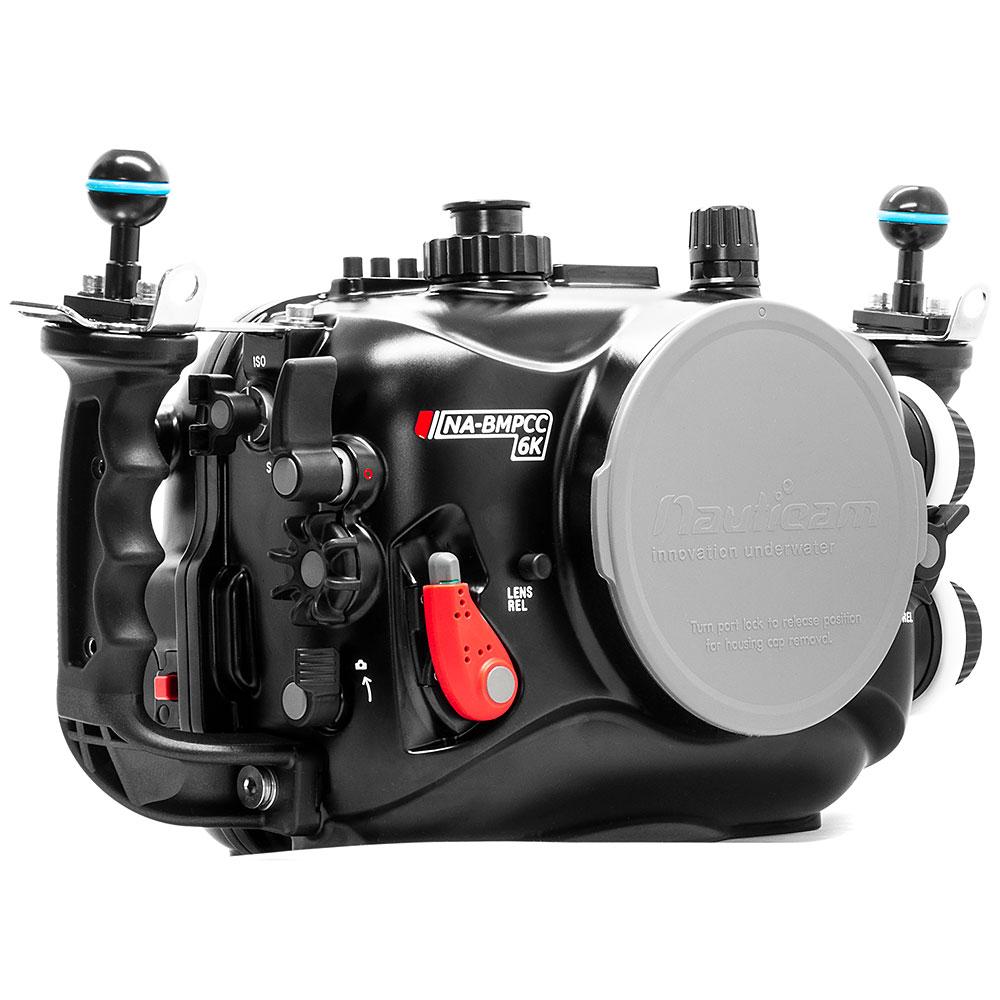 Nauticam Blackmagic 6k Pocket Cinema Camera Underwater Housing Na Bmpcc6k