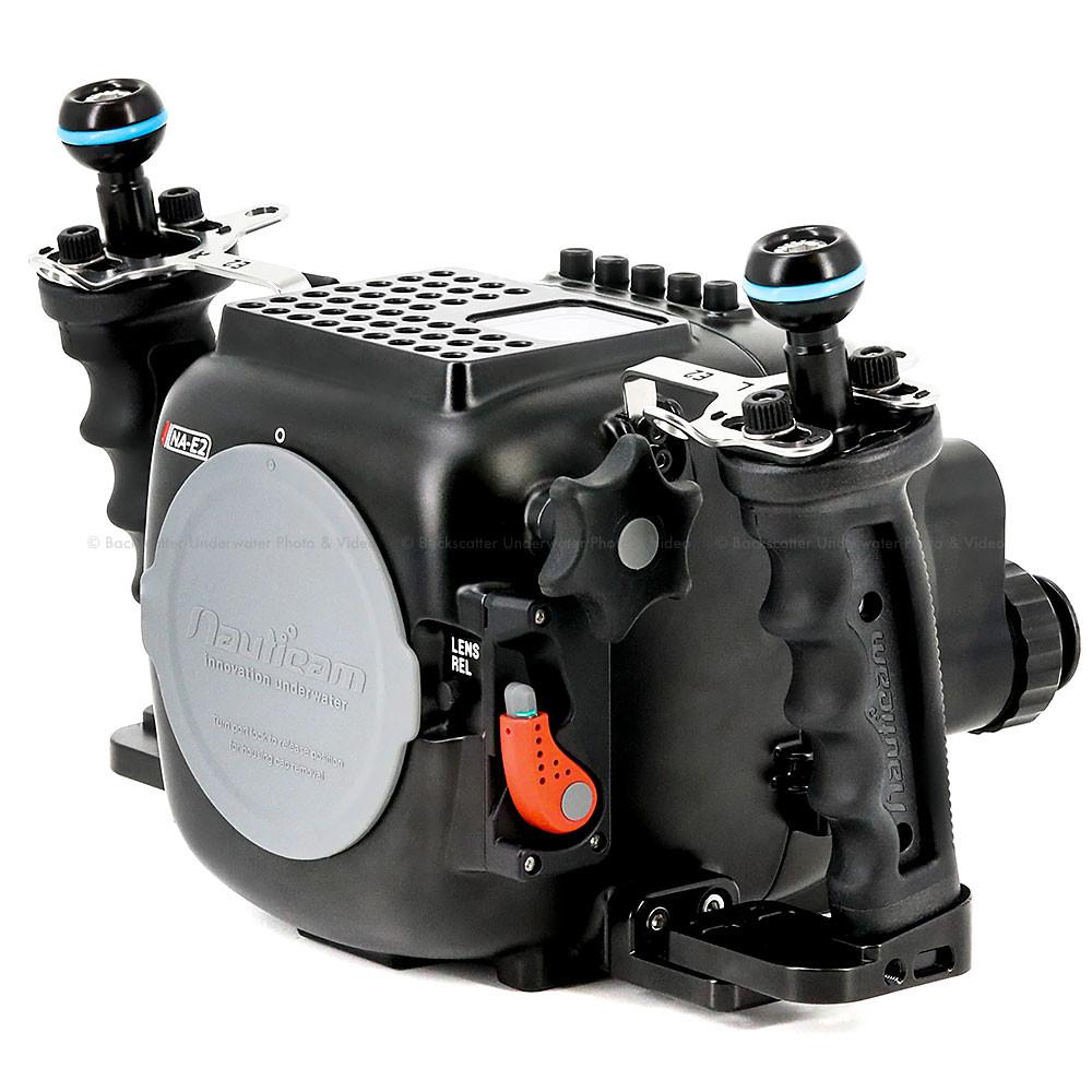 Nauticam Z Cam E2/E2C Underwater Housing NA-E2