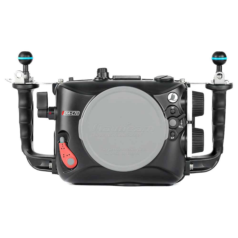 Nauticam Canon EOS C70 Underwater Housing NA-C70