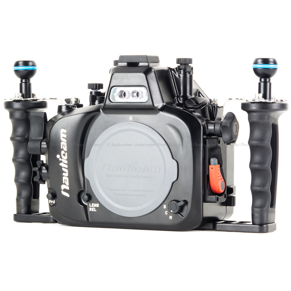 Nauticam NA-XT1 Underwater Housing for the Fujifilm X-T1 Mirrorless Camera