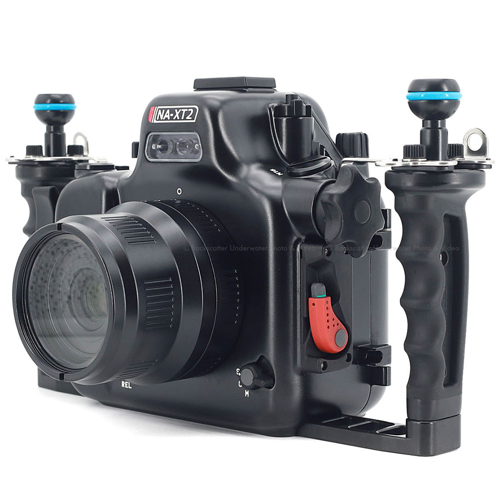 Nauticam NA-XT2 Underwater Housing for Fujifilm X-T2 Mirrorless Camera