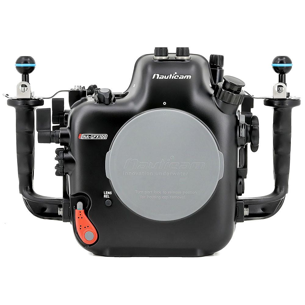 Nauticam Fujifilm GFX 100 Underwater Housing NA-GFX100