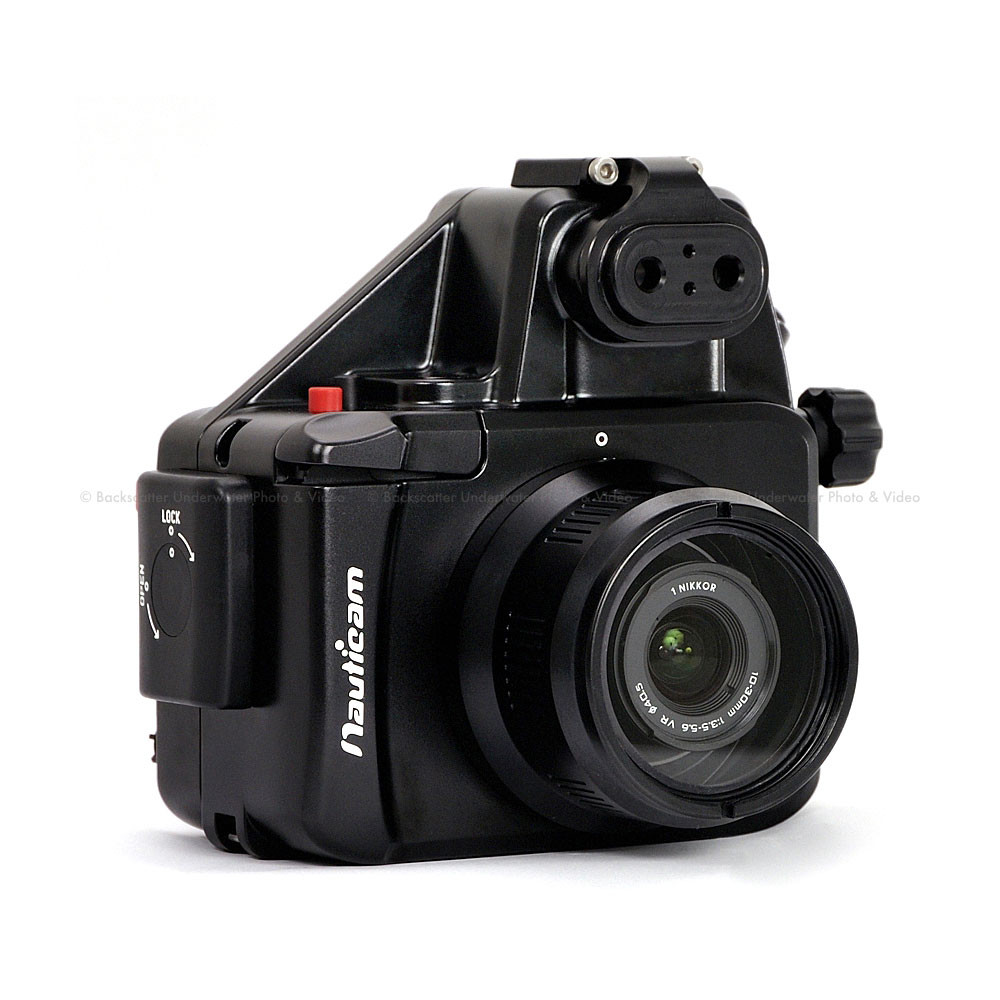 Nauticam NA-V1 Underwater Housing for Nikon V1 Camera