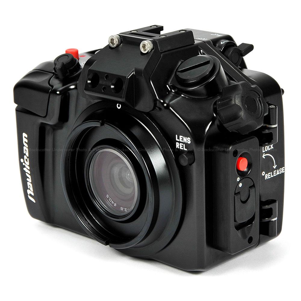 V2: Nauticam NA-V2 Underwater Housing For Nikon 1 V2