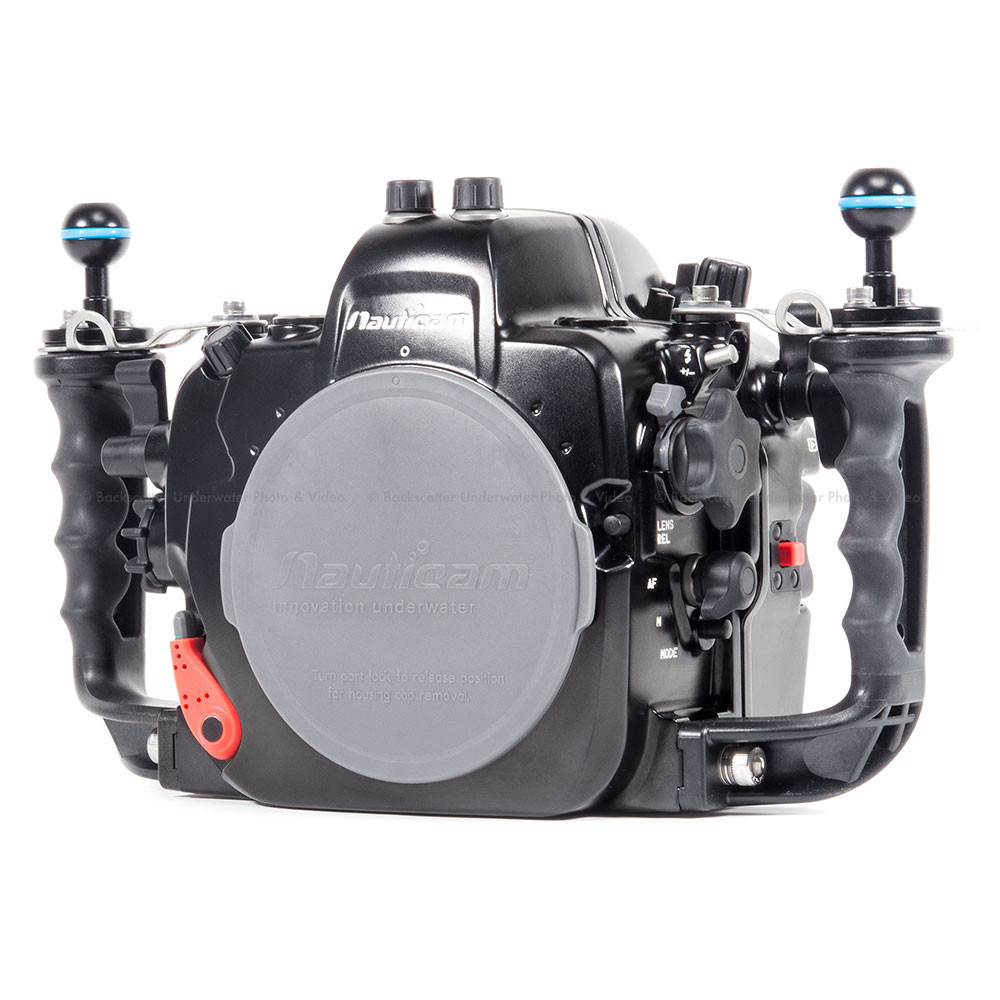Nauticam NA-D800 V.2 Underwater Housing for Nikon D800