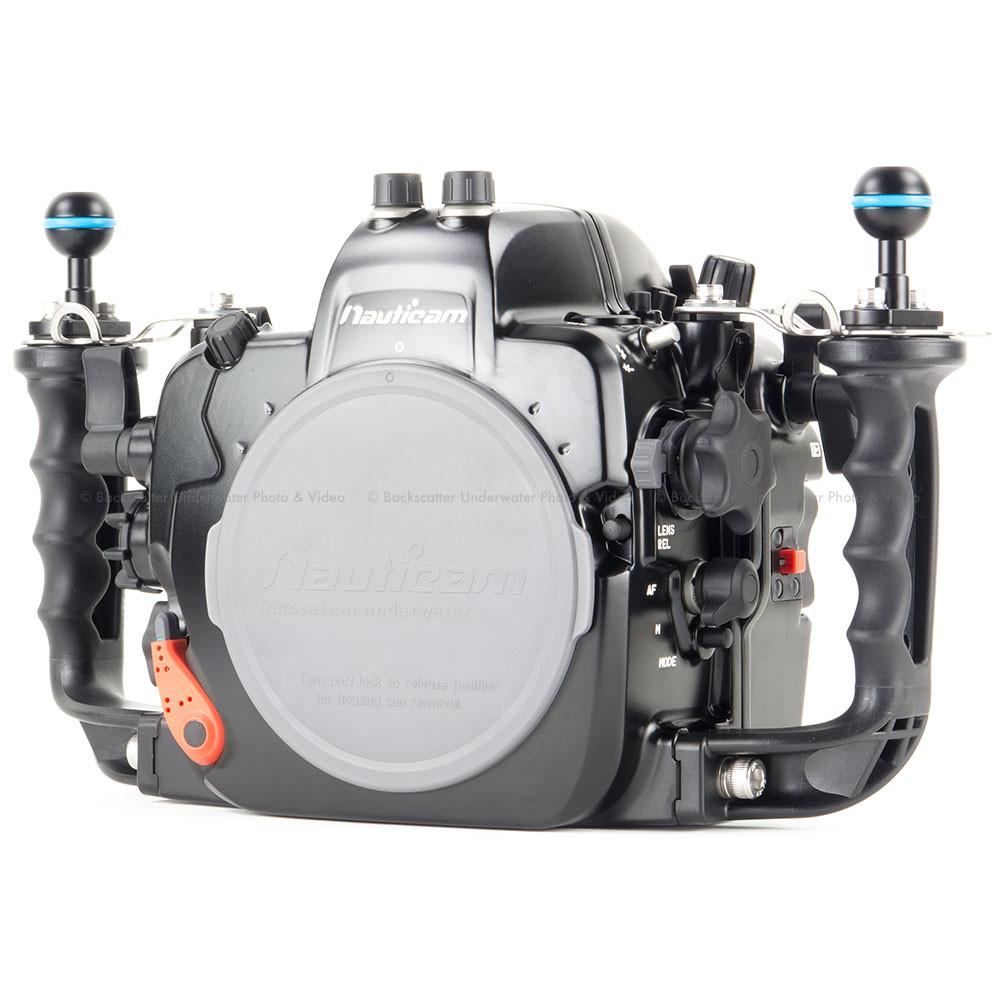 Nauticam NA-D810 Underwater Housing for Nikon D810 Full Frame DSLR Camera
