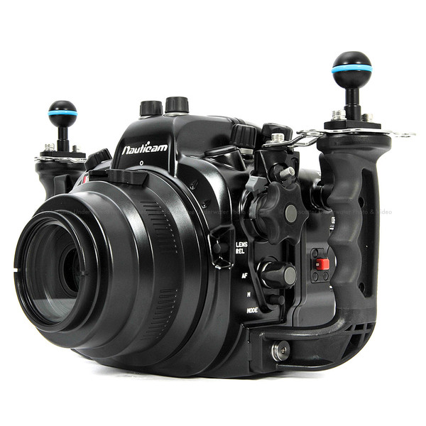 Nauticam na d7200 underwater housing for nikon d7200 d7100 dslr cameras