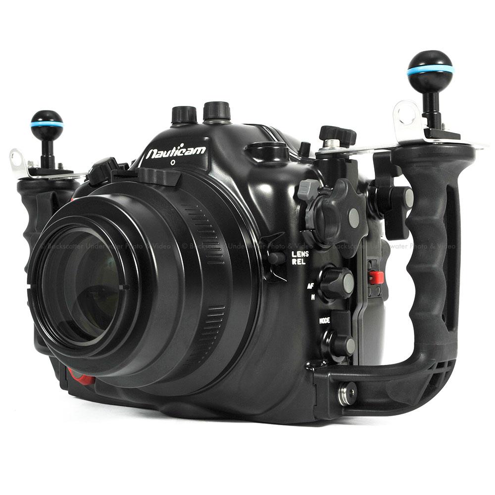 Nauticam NA-D500 Underwater Housing for Nikon D500 DX DSLR Camera ...