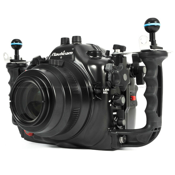 Nauticam NA-D500 Underwater Housing for Nikon D500 DX DSLR Camera