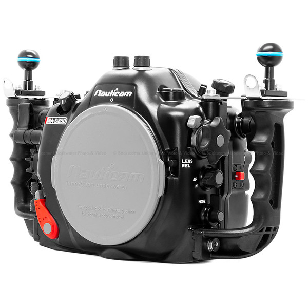 Nauticam NA-D850 Underwater Housing for Nikon D850 Full Frame DSLR Camera