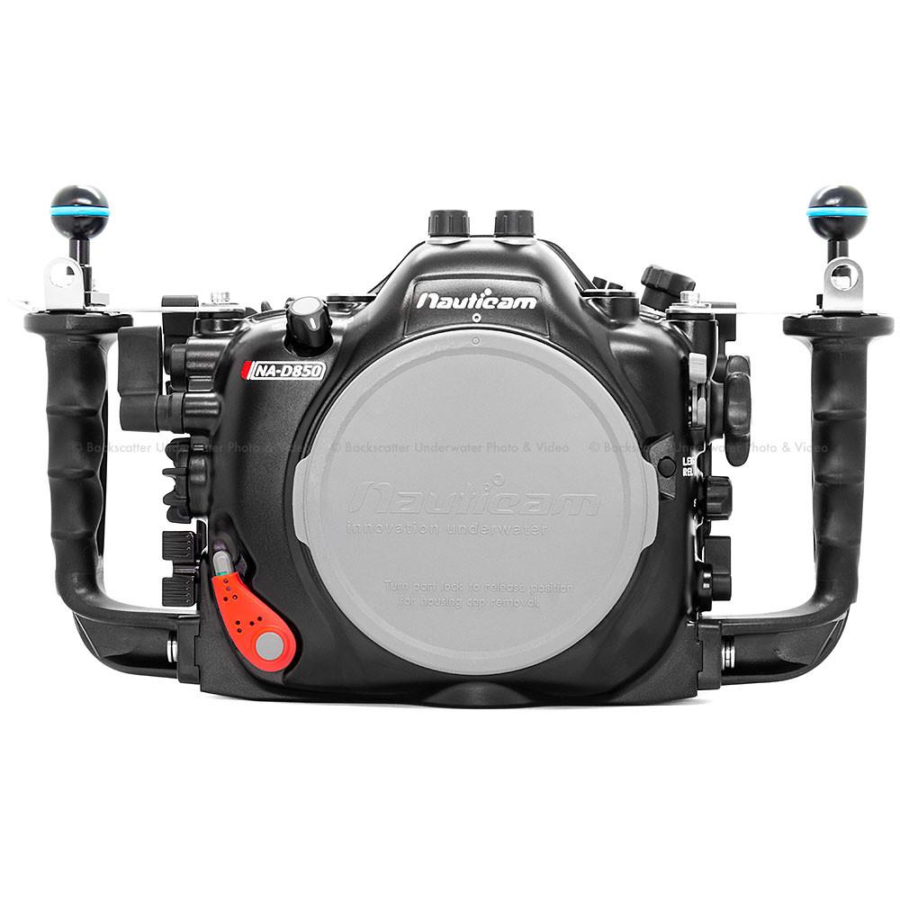 Nauticam NA-D850 Underwater Housing for Nikon D850 Full Frame DSLR Camera