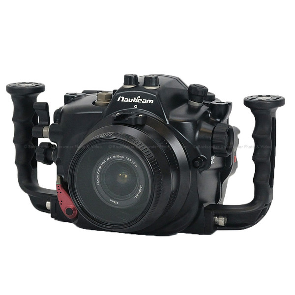 Nauticam na 60d underwater housing for canon 60d