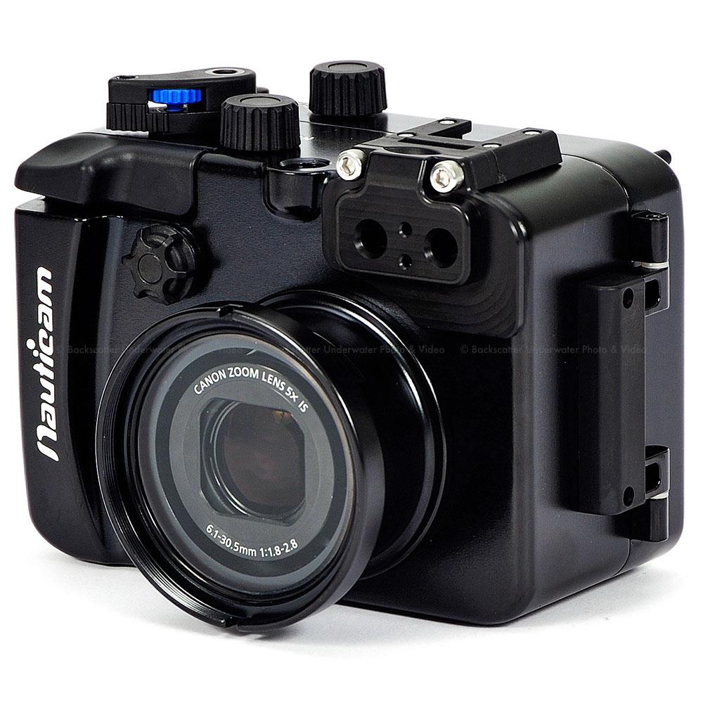 Nauticam NA-G15 Underwater Housing for Canon Powershot G15 Camera