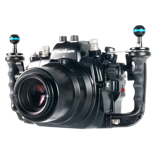 Nauticam NA-6D Underwater Housing for the Canon 6D