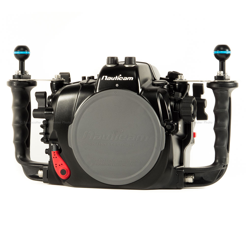Nauticam NA-70D Underwater Housing for Canon 70D Camera