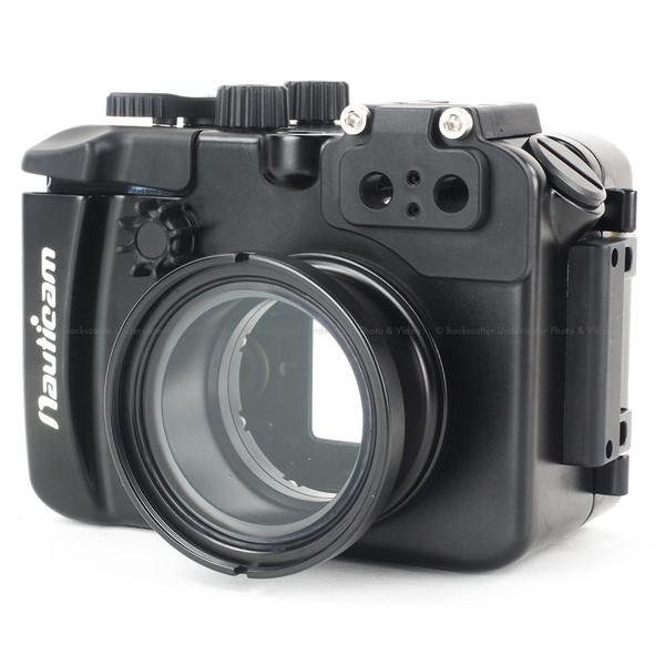 Nauticam NA-G16 Underwater Housing for Canon Powershot G16 Camera