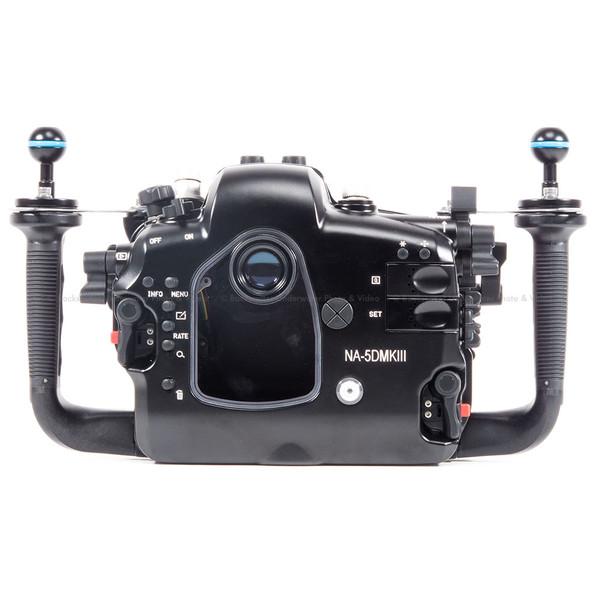 Nauticam NA-5DMKIII V 2 Underwater Housing for Canon EOS5D Mark III, 5DS &  5DS R DSLR Cameras