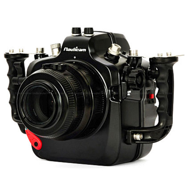 Nauticam NA-1DX Underwater Housing for Canon 1D X & 1D C Digital SLR Camera