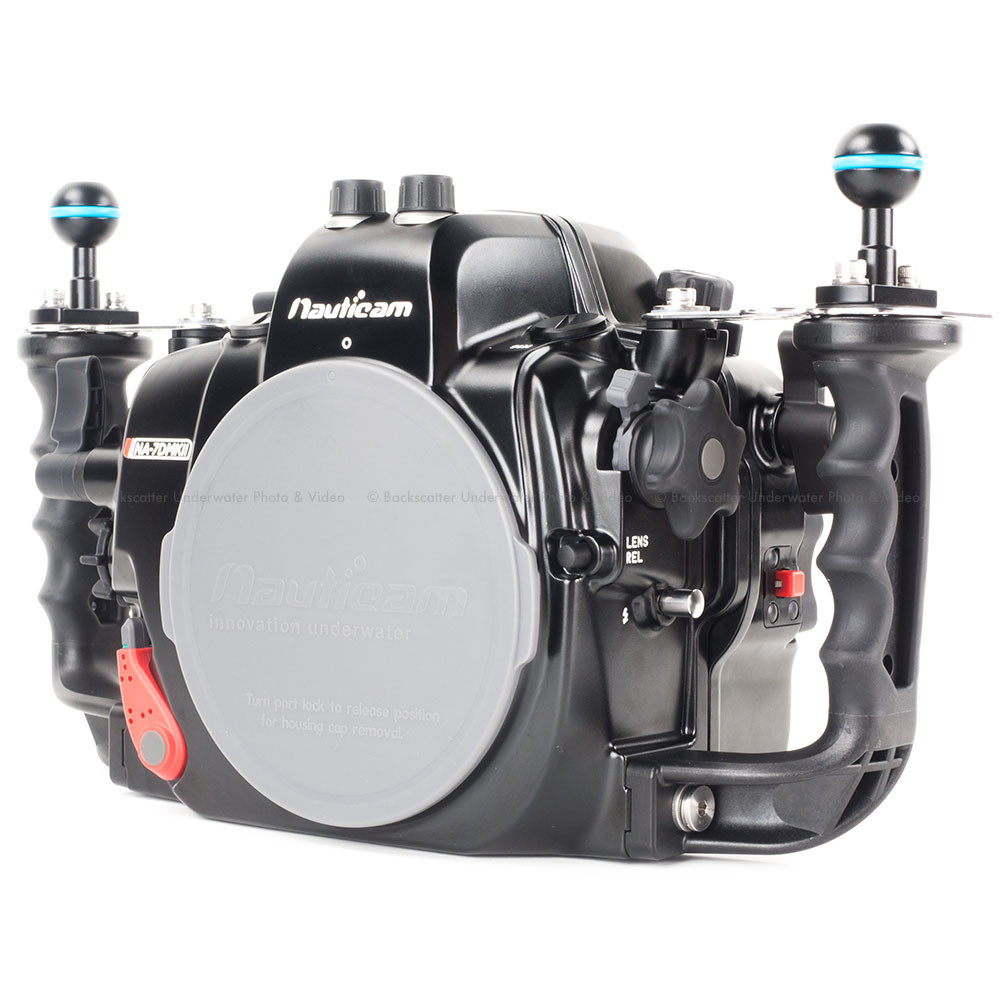Nauticam NA-7DMKII Underwater Housing for Canon 7D Mark II Digital SLR
