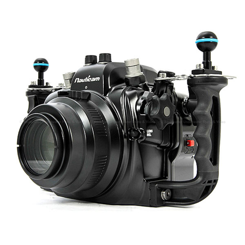 Nauticam NA-5DSR Underwater Housing for Canon EOS5D Mark III, 5DS & 5DS R DSLR Cameras