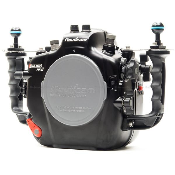 Nauticam NA-1DXII Underwater Housing for Canon 1D X Mk II Digital SLR Camera