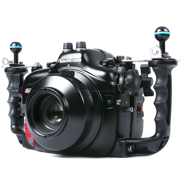 Nauticam NA-80D Underwater Housing for Canon 80D Camera