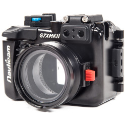 Nauticam NA-G7XII Underwater Housing for Canon G7 X MkII Compact Camera