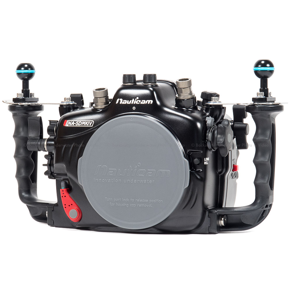 Nauticam NA-5DIV Underwater Housing for Canon 5D Mk IV