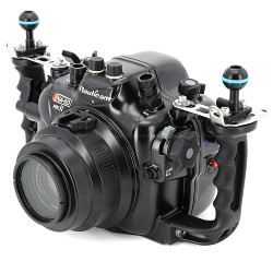 Nauticam NA-6DMKII Underwater Housing for Canon 6D Mark II DSLR Camera