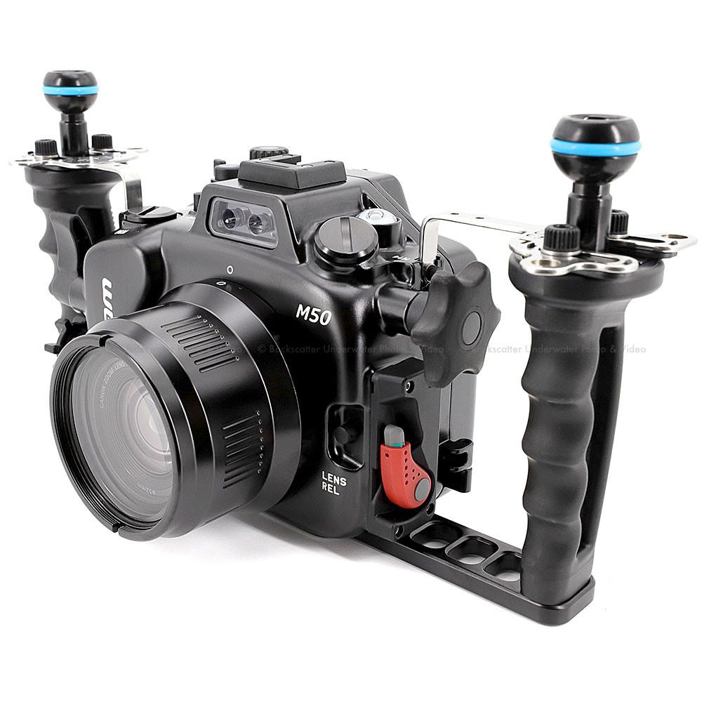 Nauticam Canon EOS M50 Underwater Housing NA-EOSM50