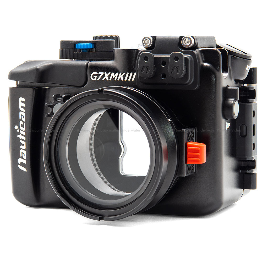 Nauticam Canon G7X III Underwater Housing NA-G7XIII