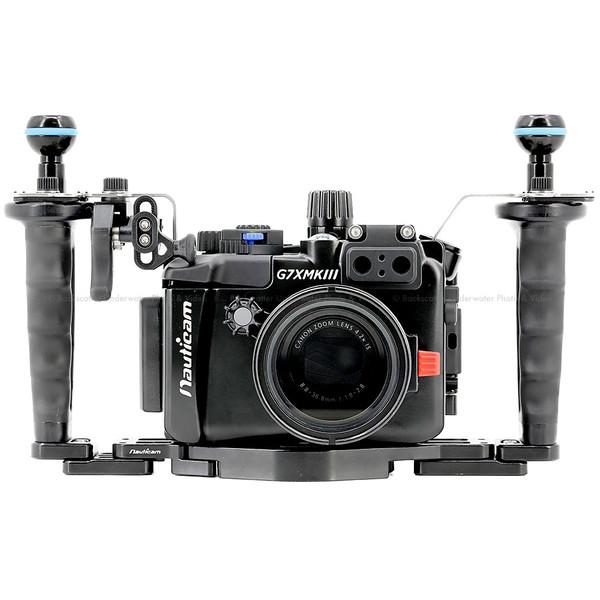 Nauticam Canon G7 X III Underwater Housing NA-G7XIII Pro Package