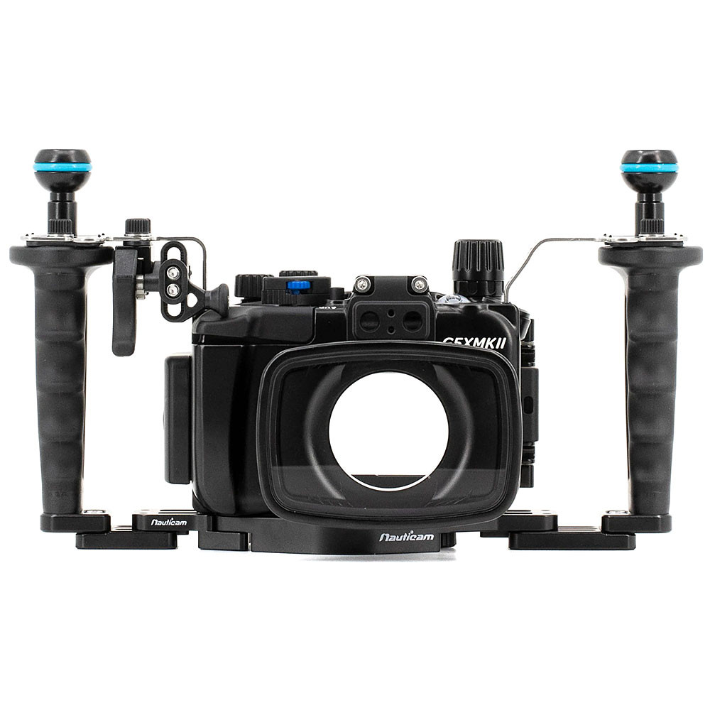 Nauticam Canon G5X II Underwater Housing Package NA-G5XII