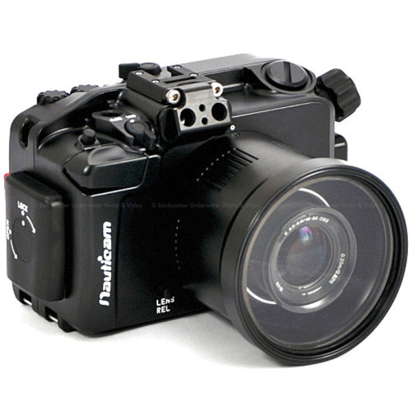 Nauticam na nex7 underwater housing for sony nex 7 camera