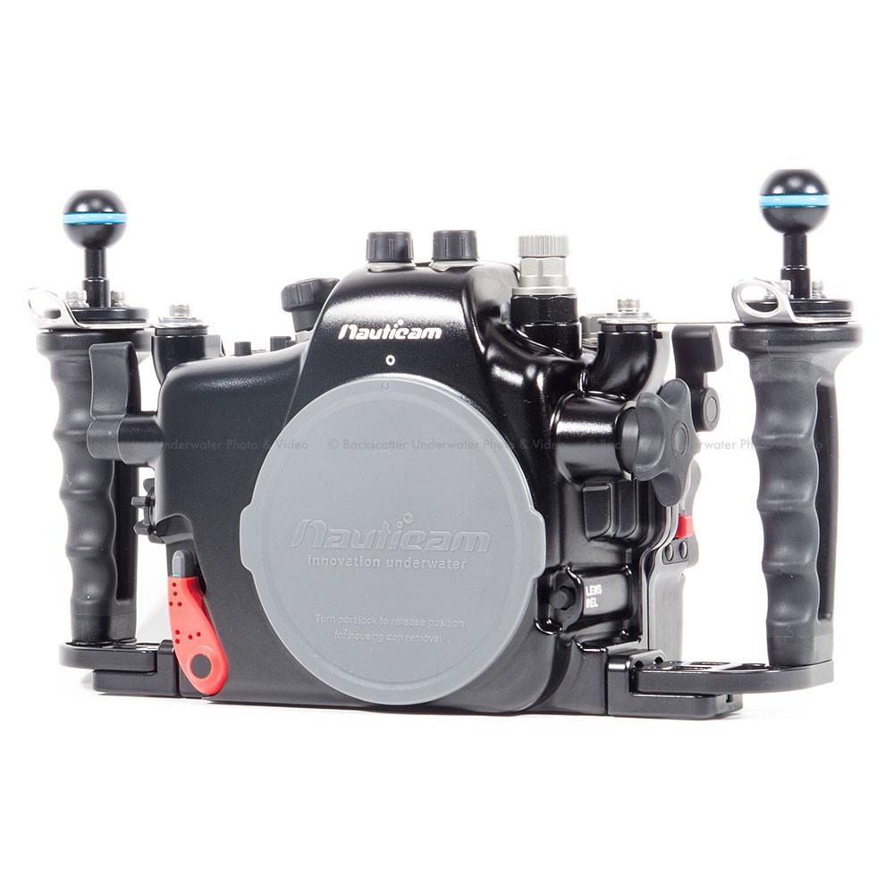 Nauticam NA-A7 Underwater Housing for Sony a7, a7R & a7S Cameras (No electrical bulkhead)
