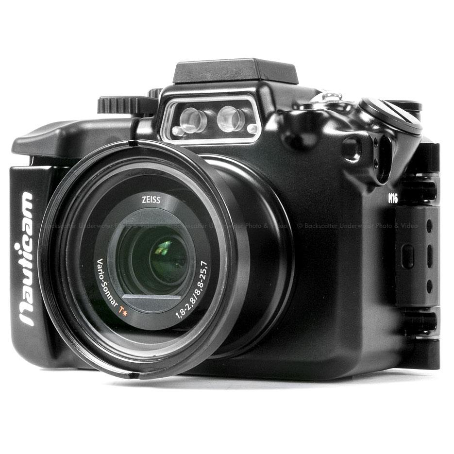 Nauticam NA-RX100V Underwater Housing for Sony RX100 Mk V Cameras