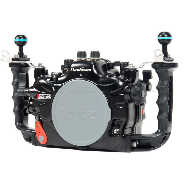 Nauticam NA-A9 Underwater Housing for Sony a9 Mirrorless Camera