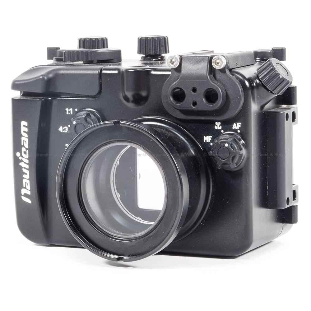 Nauticam NA-LX7 Underwater Housing fro Panasonic LX7 Camera