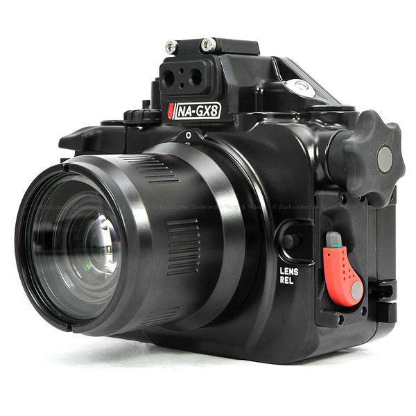 Nauticam NA-GX8 Underwater Housing fro Panasonic GX8 Mirrorless Camera