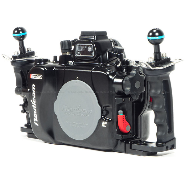 Nauticam NA-GH5 Underwater Housing for Panasonic Lumix GH5 Mirrorless Camera