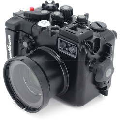 Nauticam NA-LX10 Underwater Housing for Panasonic Lumix DMC-LX10 Compact Camera