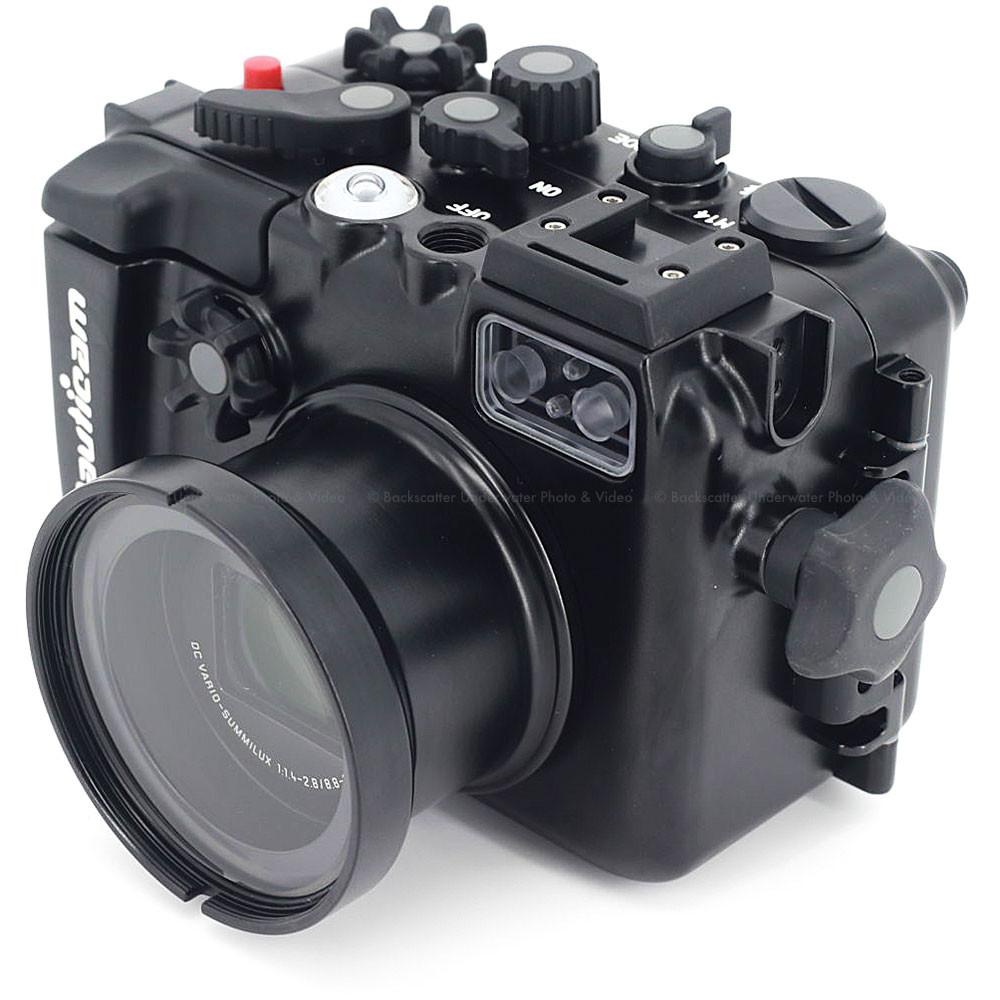 Nauticam NA-LX10 Underwater Housing for Panasonic Lumix DMC-LX10 Compact Camera