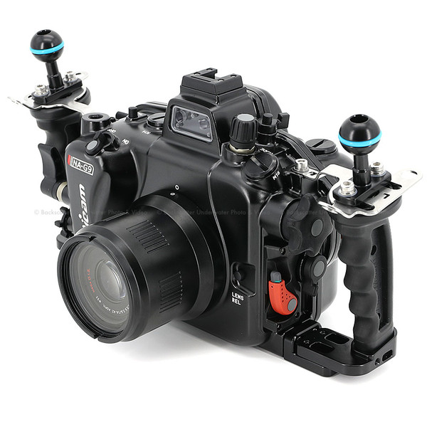 Nauticam NA-G9 Underwater Housing for Panasonic G9 Mirrorless Camera