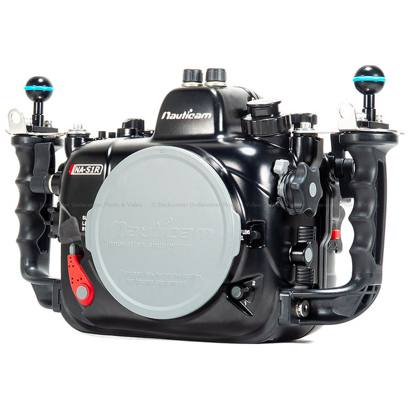 Nauticam Panasonic Lumix S1 & S1R Underwater Housing NA-S1R