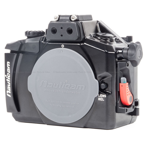Nauticam NA-EM10 Underwater Housing for Olympus OM-D E-M10