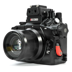Nauticam NA-EM5II Underwater Housing for Olympus OM-D E-M5 MkII Mirrorless Camera
