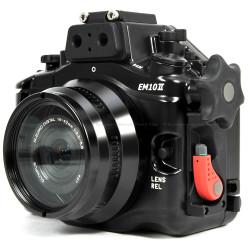 Nauticam NA-EM10II Underwater Housing for Olympus OM-D E-M10 MkII Mirrorless Camera