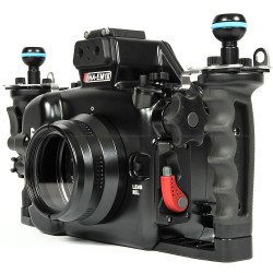 Nauticam NA-EM1II Underwater Housing for Olympus OM-D E-M1 Mark II Mirrorless Camera
