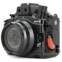 Nauticam NA-EM10III Underwater Housing for Olympus E-M10 Mark III Mirrorless Camera